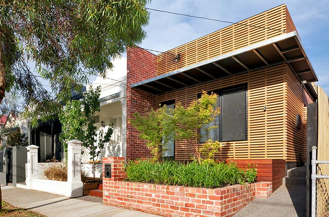 Sustainable Terrace in Melbourne by Green Sheep Collective