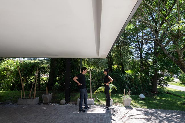 GZ House by Además arquitectura