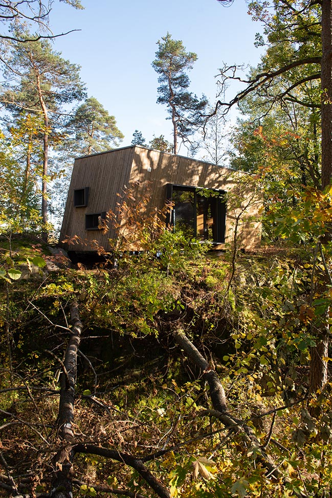 Friluftssykehuset - the Outdoor Care Retreat by Snøhetta