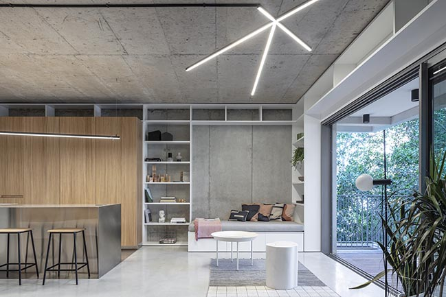 The Box-Tel Aviv Loft by toledano+architects