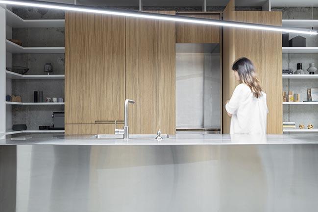 The Box-Tel Aviv Loft by toledano+architects