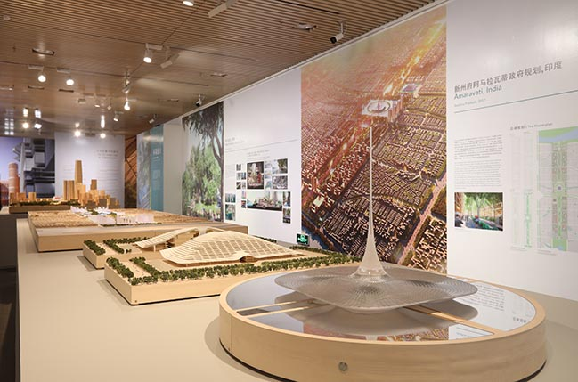 Dubai Design District showcases exhibition on sustainable architecture by Foster + Partners