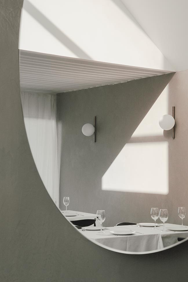 RDA Restaurant by Carlos Segarra Arquitectos