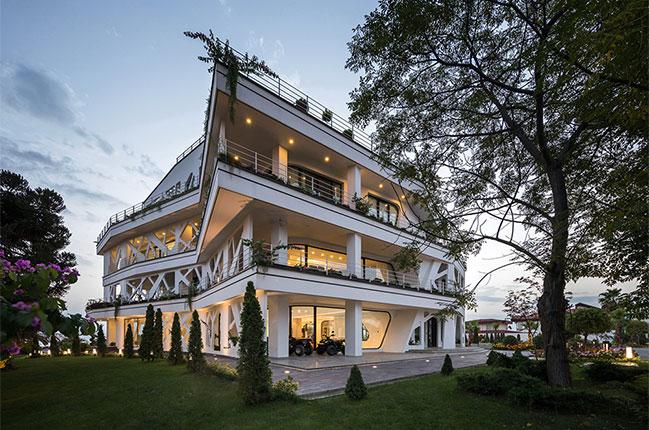Villa Didaar by Behzad Atabaki Studio