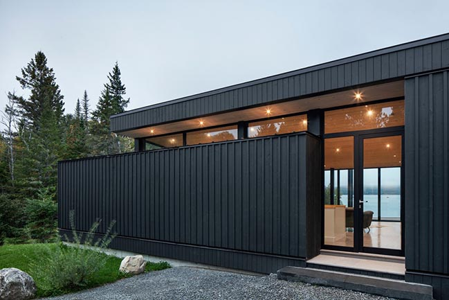 La Barque Residence by ACDF Architecture