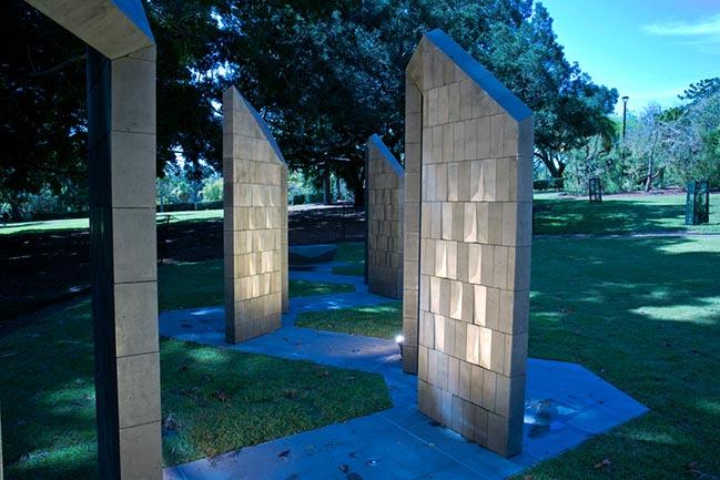 Queensland Police Memorial by UAP