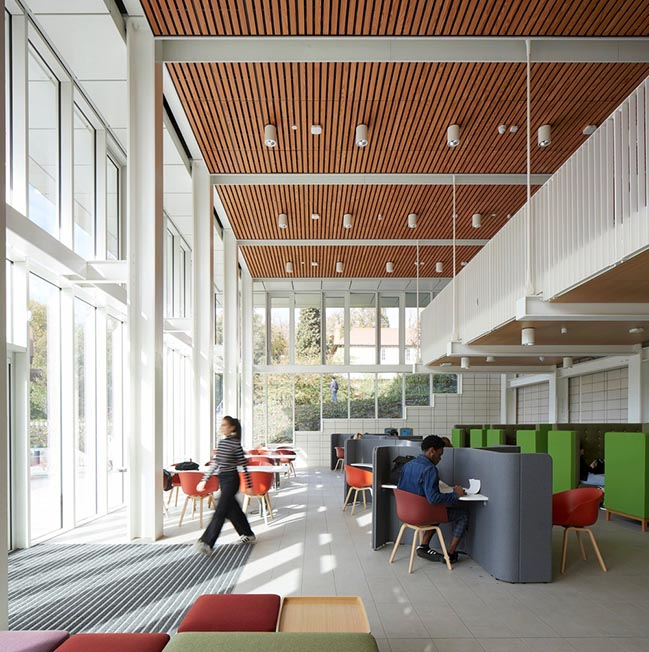 Make Architects completes sixth building for the University of Nottingham