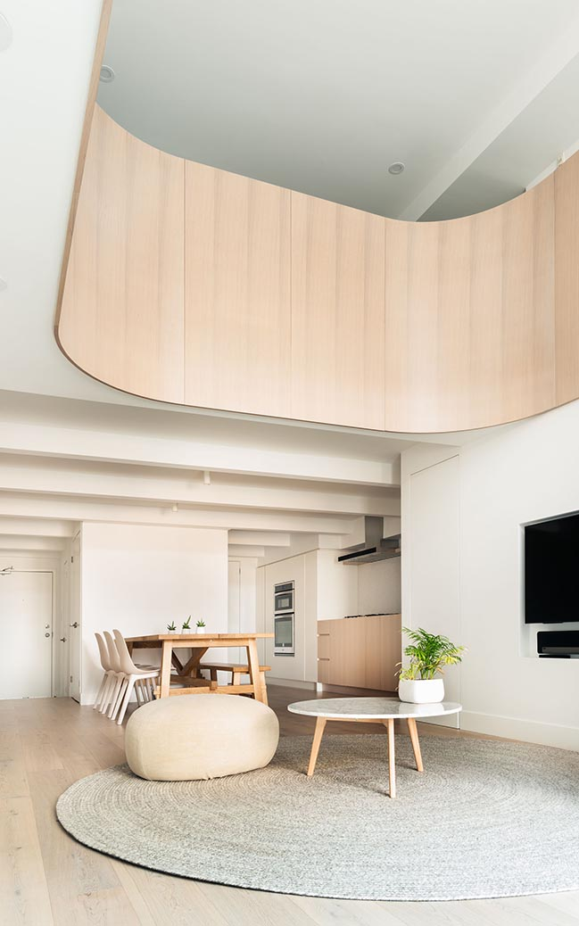 Pape Loft in Toronto by StudioAC