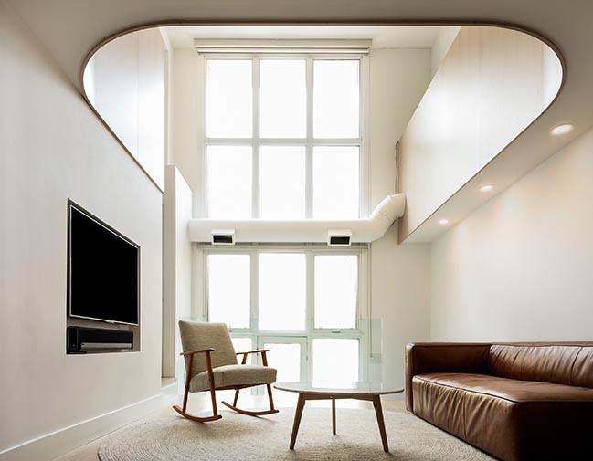 Pape Loft in Toronto by StudioAC