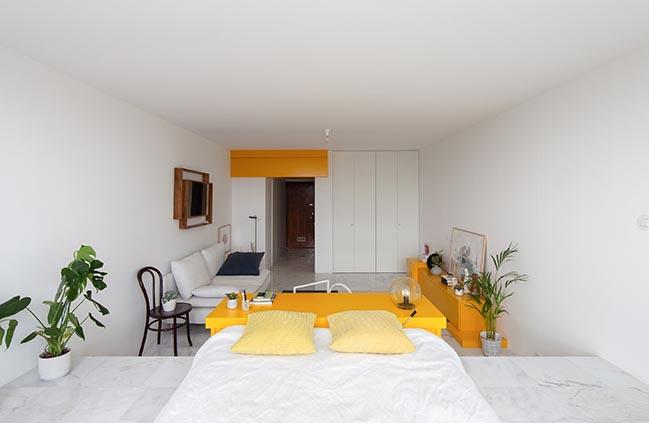 Studio Apartment in Vilamoura by Corpo Atelier