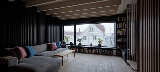 ABC Street House by Austigard Arkitektur