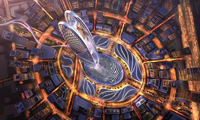 Burj Jumeira - A new icon in Dubai skyline