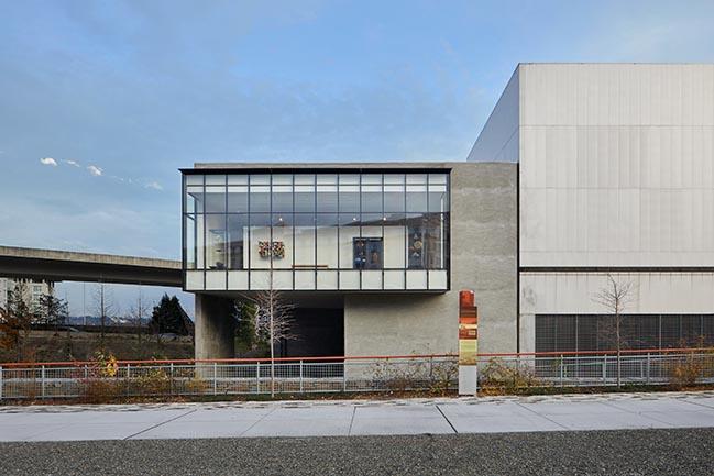 Olson Kundig's Tacoma Art Museum's Benaroya Wing grand opening