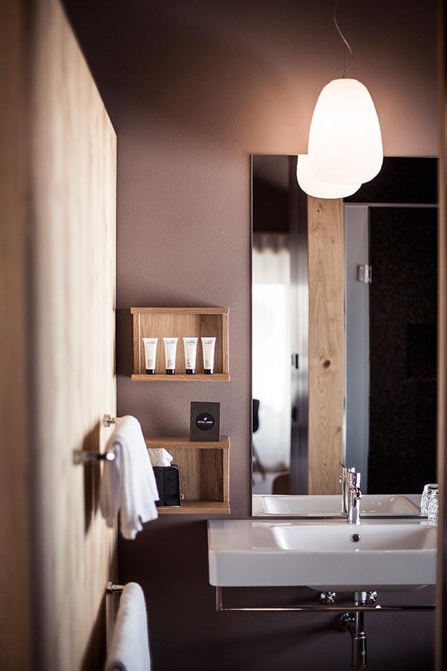 The Lamm Hotel by Senoner Tammerle Architekten
