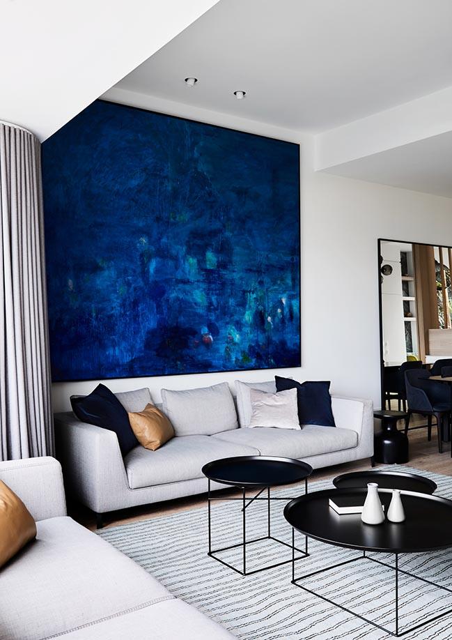 Blue Buoy - Albert Park by Christopher Elliott Design