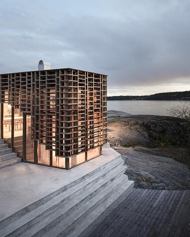 House on an Island - Atelier Oslo Architects