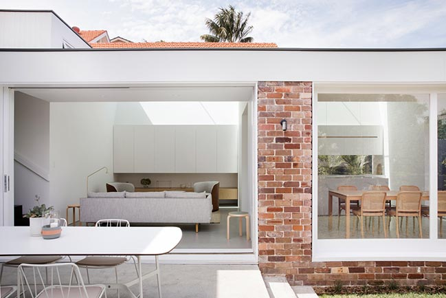 Nats House in Sydney by Studio Prineas