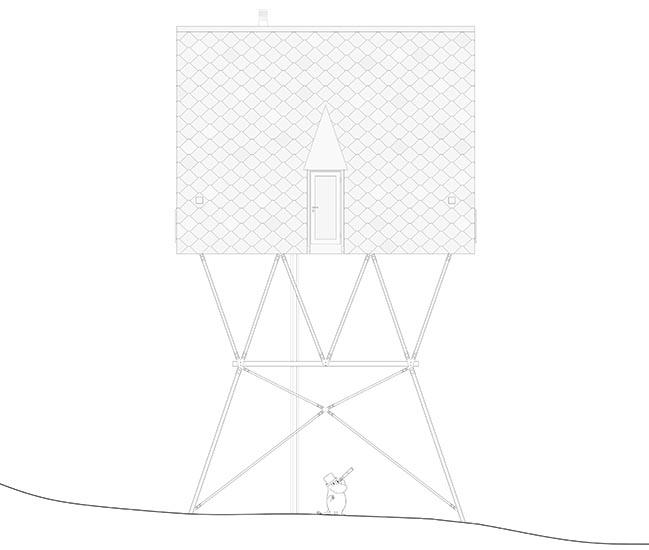 PAN-tretopphytter by sivilarkitet espen surnevik as