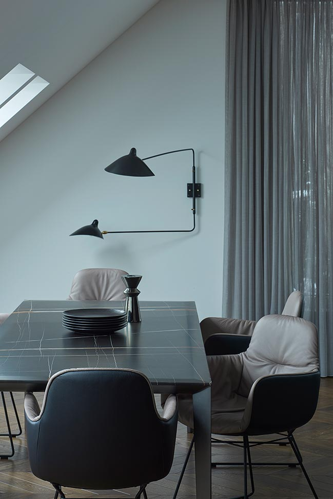 Apartment in Vilnius Old Town by AKTA