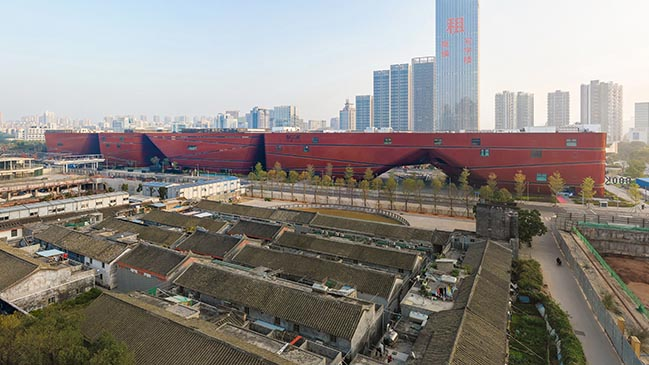 Longgang Cultural Centre in Shenzhen by Mecanoo