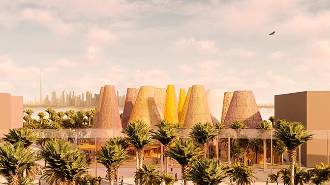 Spain Pavilion at Expo 2020 Dubai by amann-canovas-maruri
