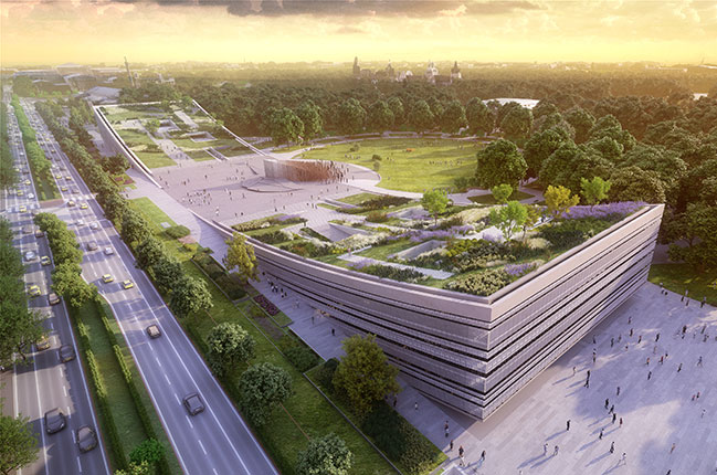 Museum of Ethnography by NAPUR Architect Ltd.