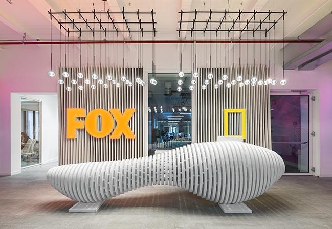 New Fox headquarters in Rome by DEGW