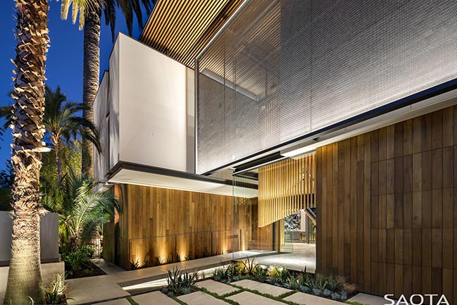 Ultra luxury modern home in Sydney by SAOTA
