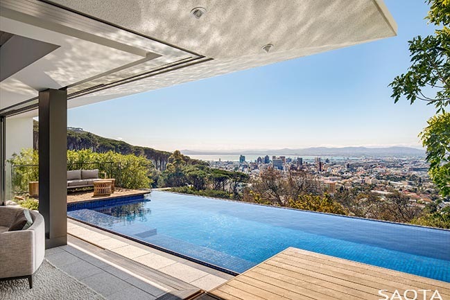 Luxury villa in Cape Town by SAOTA