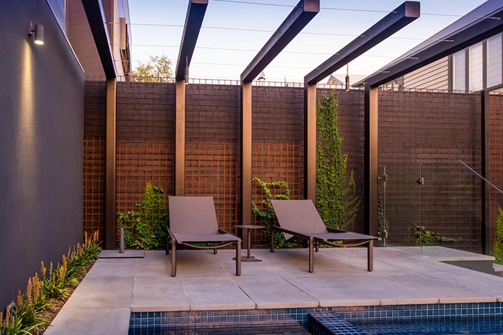 Malvern East Project by Ian Barker Gardens