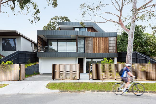 Kew East House by Jost Architects