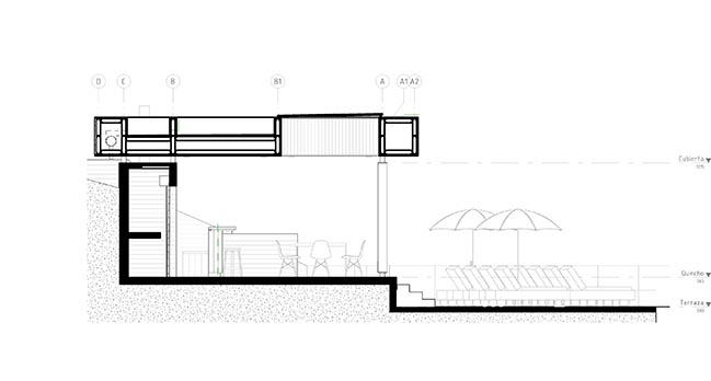 10 Roof Pavilion in Zapallar by Espiral