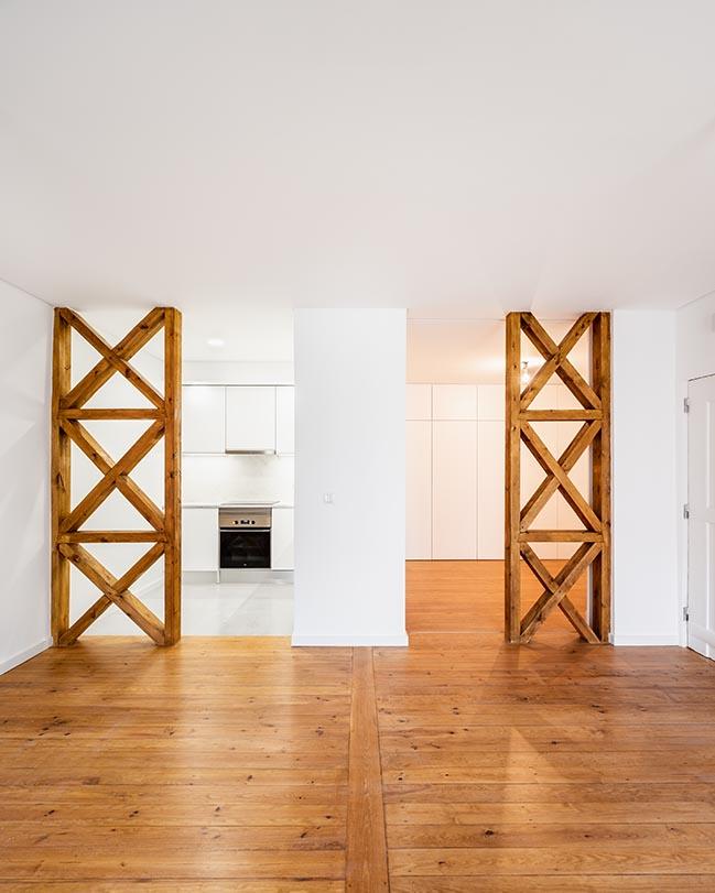 Apartment in Santa Apolónia by SER-ra