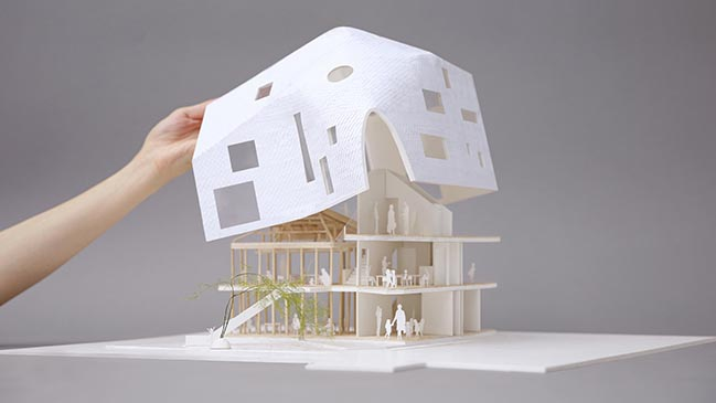 Centre Pompidou Acquires 12 Architectural Models by MAD Architects