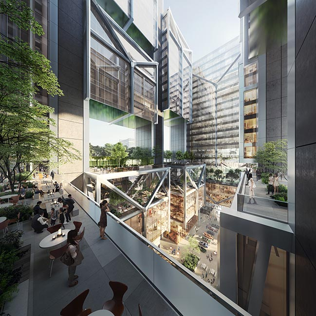 Goldsun HQ in Taipei by Foster + Partners receives planning approval