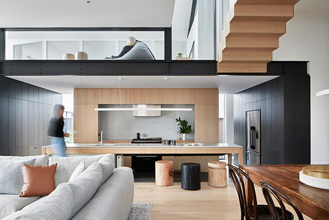 Connect Six by Whiting Architects