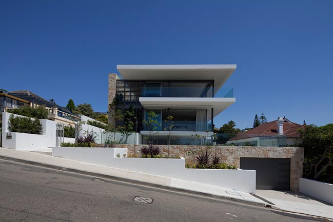 Vaucluse House by MHN Design Union