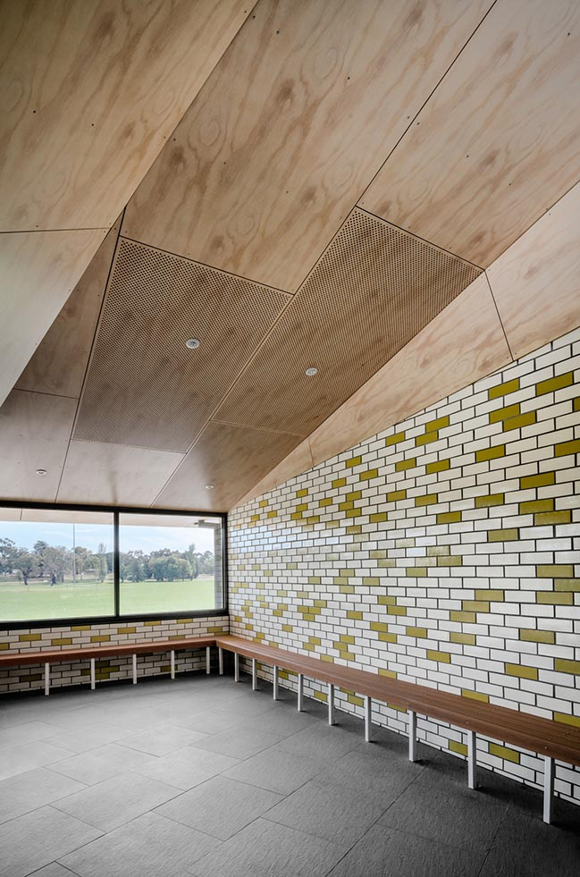 Dendy Park Sporting Pavilion by CohenLeigh Architects