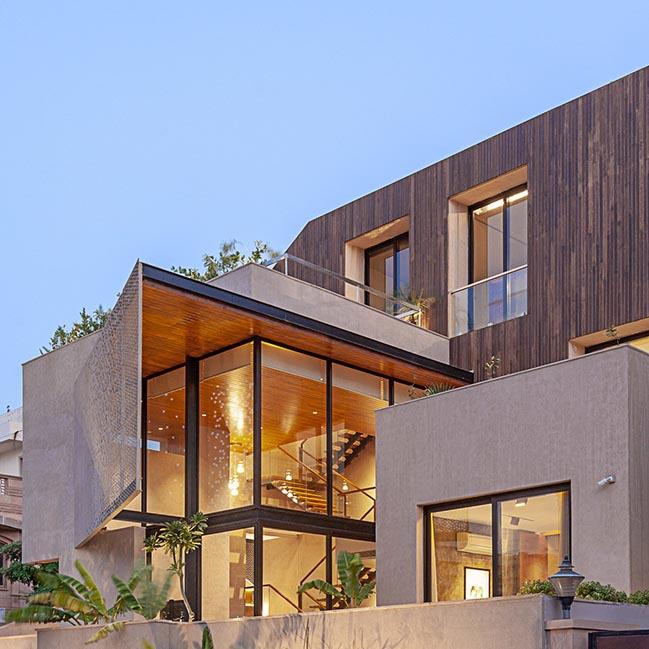Chhavi: Desert House by Abraham John Architects