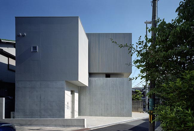 House in Toyonaka by Fujiwaramuro Architects
