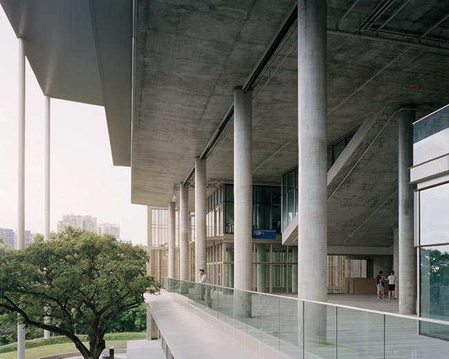 NUS School of Design & Environment 4 by Serie + Multiply Architects