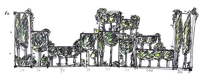 The exhibition Verde Prato curated by Elisa Cristiana Cattaneo and Emilia Giorgi