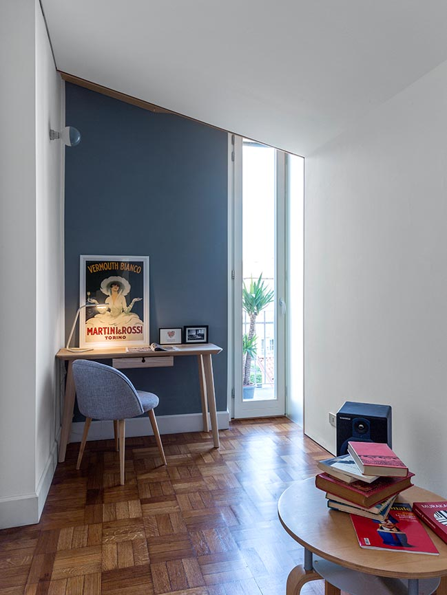 Phoenix: Apartment renovation in Torino by BLAARCHITETTURA