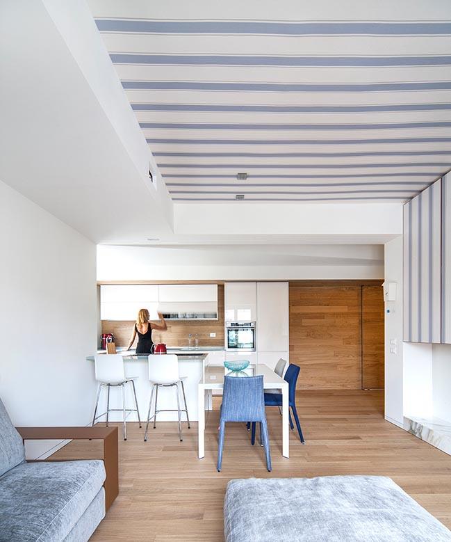Elda: Apartment renovation in Cuneo by BLAARCHITETTURA