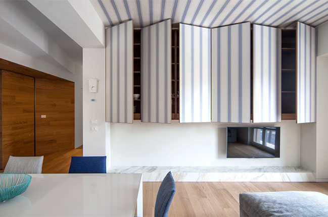 Elda: Apartment renovation in Cuneo by BLAARCHITETTURA