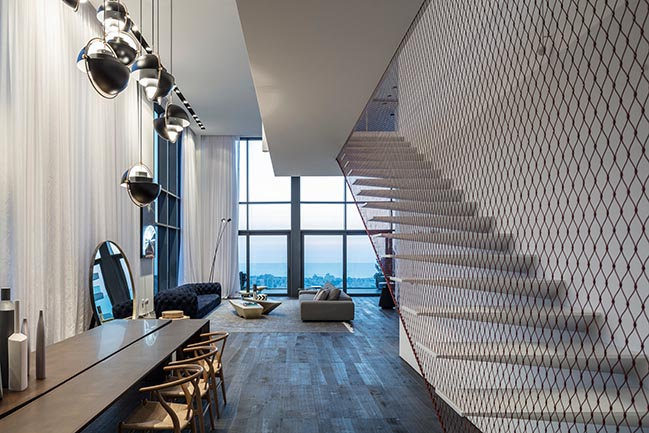 264: Luxury apartment in Tel Aviv by Anderman Architects