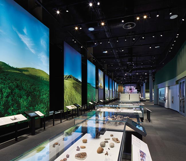 The new Royal Alberta Museum by DIALOG