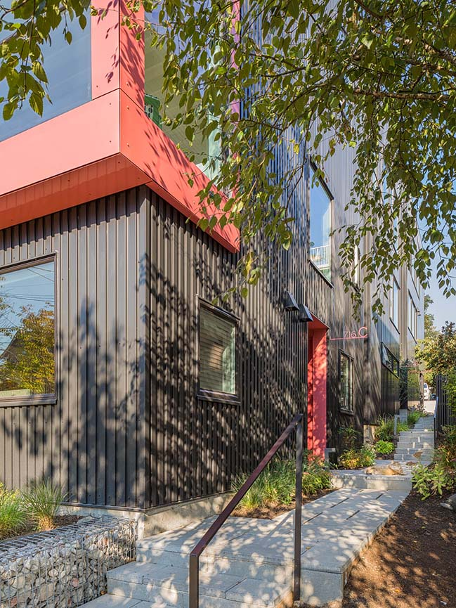 Big Mouth House by Best Practice Architecture