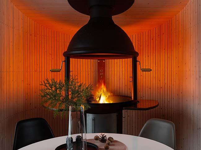 FLEXSE:scandinavian BBQ House by SA lab