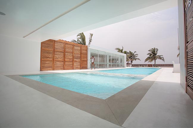 Sencillo Beach House in Lagos by cmDesign Atelier